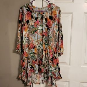 Womens boutique tunic